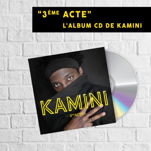 CD Kamini 3eme acte